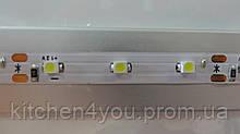Светодиодная лента без силикона IP 20 SMD 35x28 60 шт./1 м. белый холодный