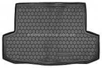 Резиновый коврик багажника ЗАЗ Vida 2012- Avto-Gumm