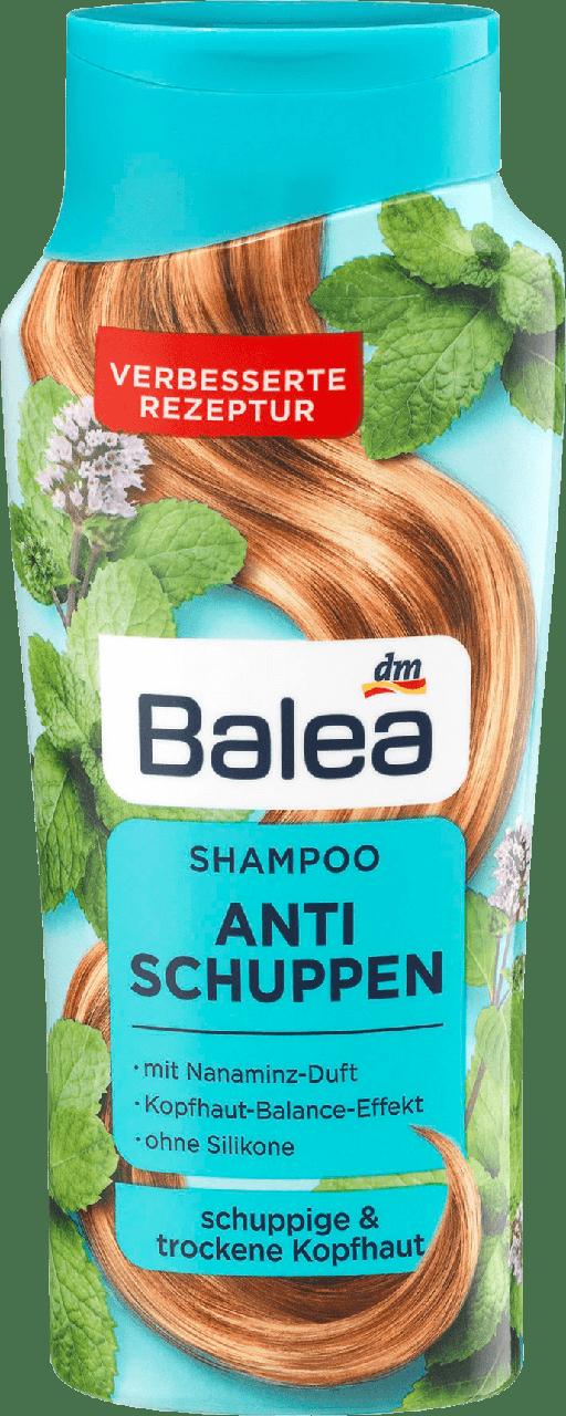 Шампунь против перхоти Balea Anti-Schuppen