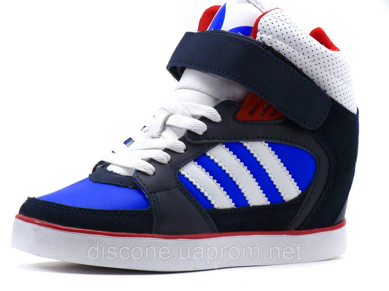 Сникерсы черные Adidas шнурок Wedge Heels женские синие черные Сникерсы белые шнурок 3775568 - rigevidogenerati.website