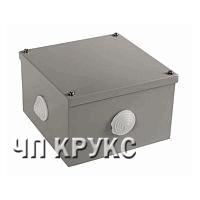 Распределительная коробка накладная квадратная e.db.stand.kr20.200.200.90.ip54 IP54 200x90мм s062006 E.NEXT