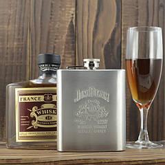 Фляга для виски Jim Beam