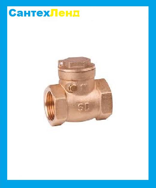 Обратный Клапан Лепестковый 1-1/4 SD DN 32 PN 30