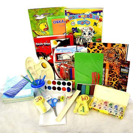 подарок на выпускной в детском саду  набор канцтоваров