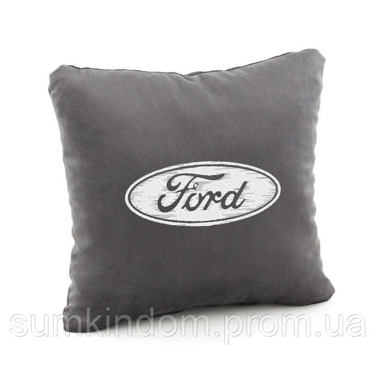 Подушка с лого Ford