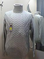 Мужской свитер под горло