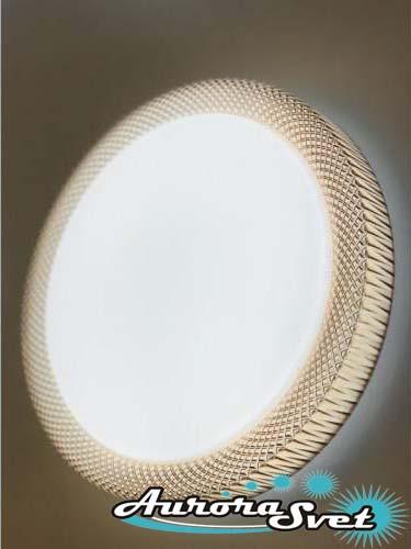 LED світильник з пультом управління BIOM. Світлодіодний світильник c д/у.
