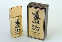 Мужская туалетная вода 24 carat gold 100 ml