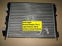 Радиатор водяного охлаждения Dacia Logan, Renault Kangoo , Kangoo Express (производство Nissens)