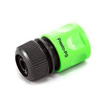Конектор Presto-PS для шлангу 1/2-5/8 дюйма без аквастопа (4111)
