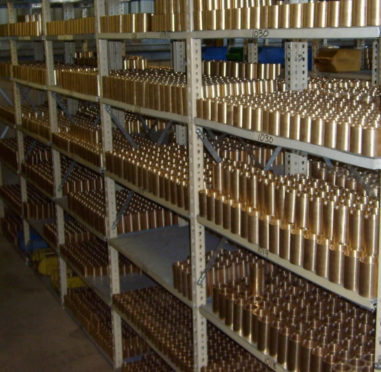 Втулка бронзовая БРАЖ9-4   ОЦС555 от ф40 до 180 мм