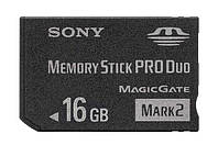 Карта памяти Memory Stick PRO DUO 16GB Большой ассортимент 2GB до 32GB