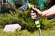 Пистолет для полива Presto-PS насадка на шланг пластик (7202G), фото 5