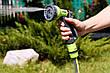 Пистолет для полива Presto-PS насадка на шланг пластик (7202G), фото 6