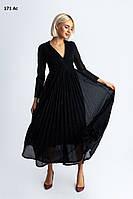 Женское платье с люрексом 171 Ас Код:872272486