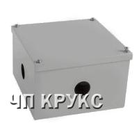 Коробка распределительная металлическая e.db.stand.kr15.150.150.90