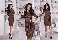 """Стильное платье мини """" Классика """" Dress Code , фото 1"""