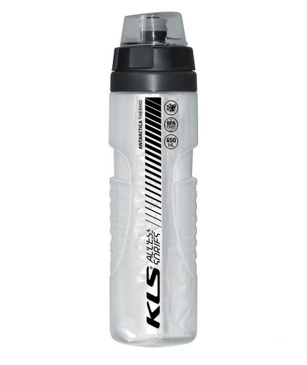 Термофляга KLS Antarctica 650 ml White
