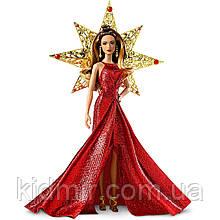 Лялька Барбі Колекційна Святкова 2017 Barbie Collector Holiday DYX41