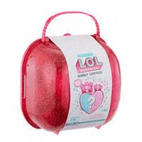 Игровой набор L.O.L. Surprise Сердце-сюрприз, в розовом кейсе