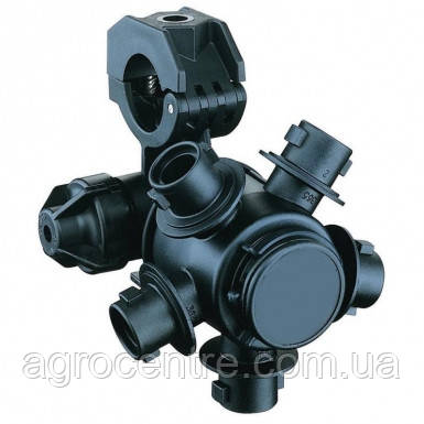 """Корпус распылителя на трубу d=1"""" (5 форсунок) (пос. диаметр 33,5 мм) (QJ365C-1-NYB/MLR0709514)"""