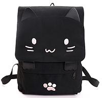 Рюкзак городской Кот черный, фото 1