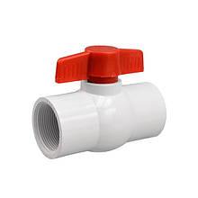 Кран шаровый Presto-PS 12 мм с внутренней резьбой 1/2 дюйма (PF-0120)