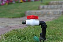 Кран шаровый Presto-PS 40 мм с внутренней резьбой 1 1/4 дюйма (PF-0140), фото 3