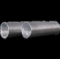 Воздуховод гибкий алюминиевый гофрированный D100 мм L3 м, шт
