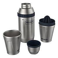 Набор Stanley Adventure: шейкер 0.59л и 2 чашки 0.21л, стальной