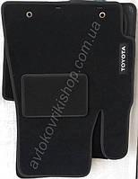 Ворсовые коврики Toyota Auris 2006- CIAC GRAN