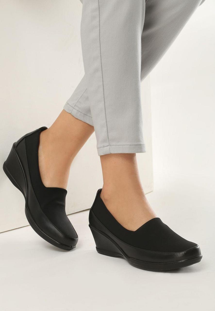 7f51d472e Черные женские осенние туфли искусственная кожа 39 Vices - Интернет магазин