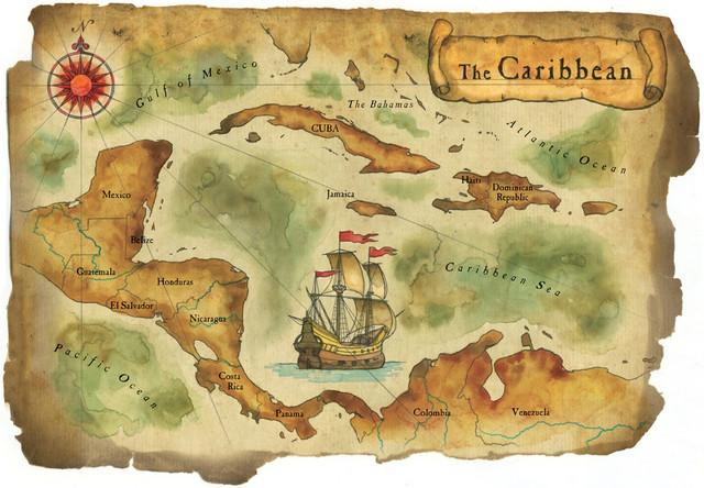 """Карибский набор"" Арабика Никарагуа + Арабика Гондурас свежеобжаренный кофе"