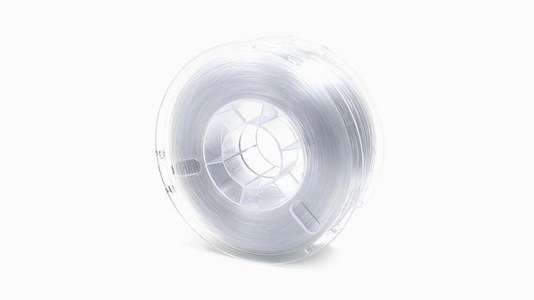 Пластик в котушці PC  1,75 мм, Raise3D, прозорий 50 гр. пробник