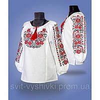 """Блуза вышитая женская """"Оберіг"""" 13"""