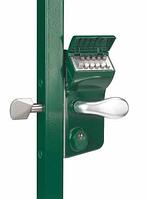 Механический кодовый замок для раздвижных ворот LLKZ V2 Locinox