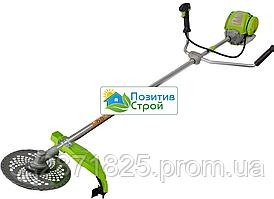 Мотокосa Forte БMK-40T INDUSTRY LINE, 4-такт., потужність 2.8 кВт, вага 7,8 кг