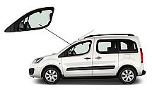 Боковое стекло Citroen Berlingo 2008-2018 переднее опускное левое