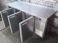 Холодильный стол б у 2 м., холодильный стол тумба б/у, Стол холодильный б у
