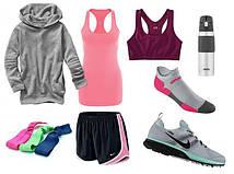Одежда и обувь для спорта