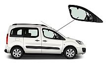 Боковое стекло Citroen Berlingo 2008-2018 переднее опускное правое