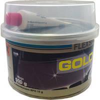 Шпатлевка для пластика Gold Car FLEX 0,5 кг