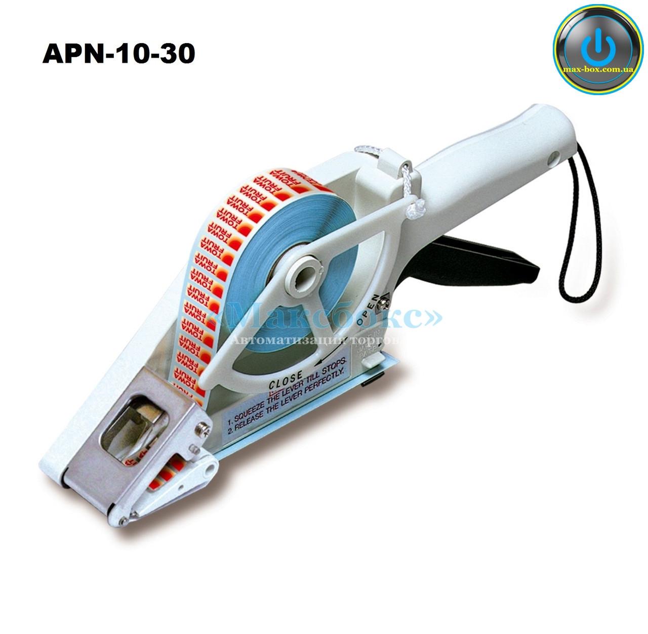 Аплікатор APN 10 – 30 Towa
