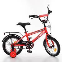 Детский двухколесный велосипед PROF1 14Д. T1475