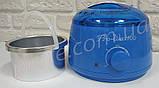 Нагреватель для воска Pro Wax100 Синий, фото 3