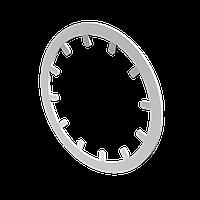 Стопорное кольцо под фланец D 125, шт