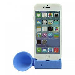 Ретро усилитель громкости + подставка для Iphone (есть выбор цвета)