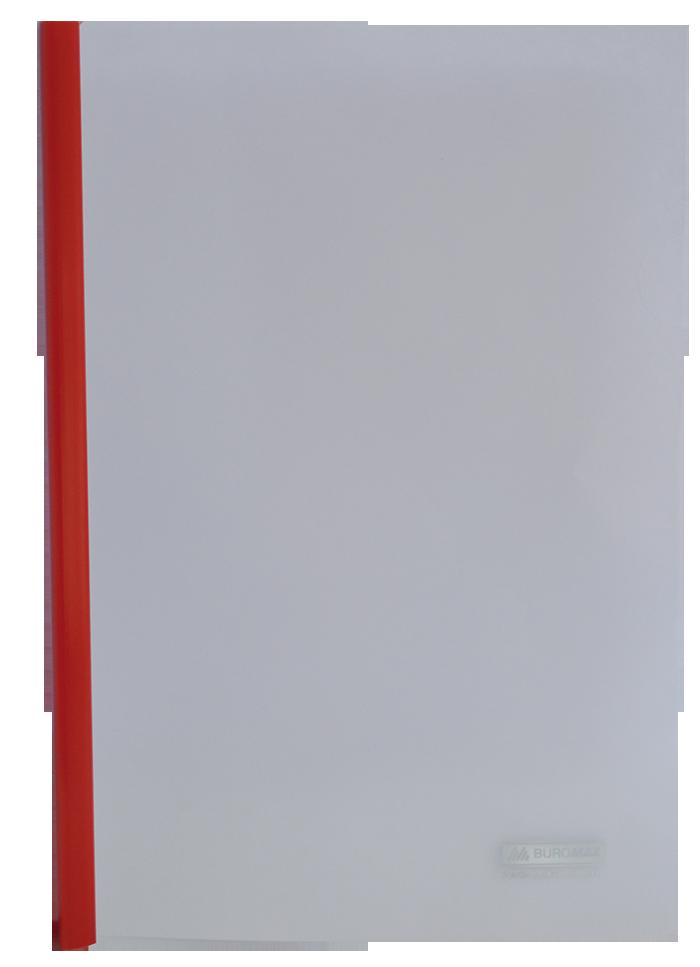 Папка швидкозшивач з притискною планкою 10мм