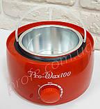 Воскоплав Pro Wax100 Красный, фото 2