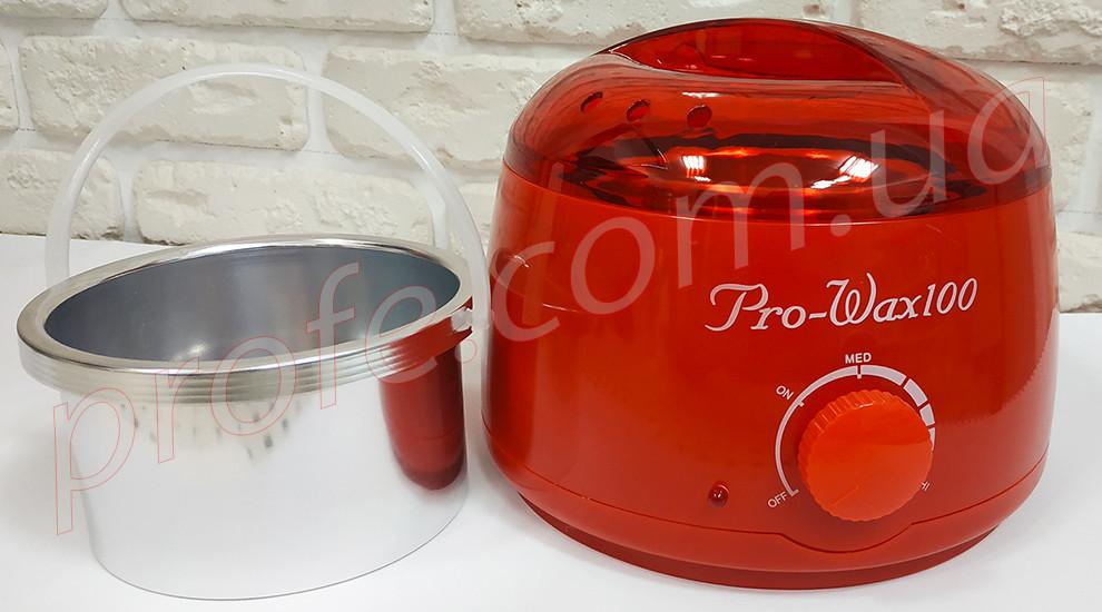 Воскоплав Pro Wax100 Красный